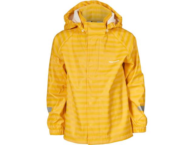 Tretorn Kids Gränna Raincoat spectra yellow